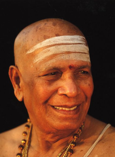 Guruji - Pattabhi Jois