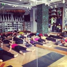 Yoga Workshop 001