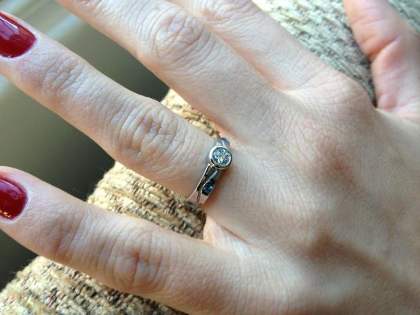 Our Ethical Engagement Ring