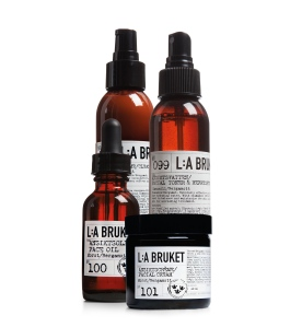 L:A Bruket products