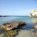 Puglian coastline